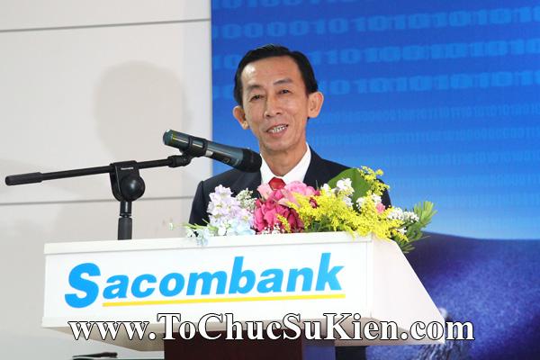 Cung cấp cho thuê thiết bị tổ chức sự kiện Lễ khai trương trụ sở mới Trung tâm đào tạo của Sacombank - 28