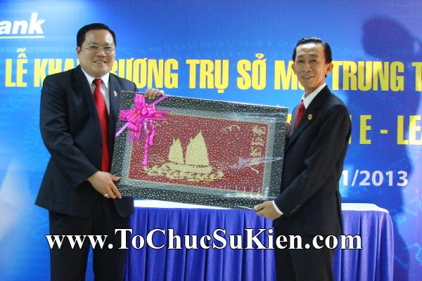 Cung cấp cho thuê thiết bị tổ chức sự kiện Lễ khai trương trụ sở mới Trung tâm đào tạo của Sacombank - 29