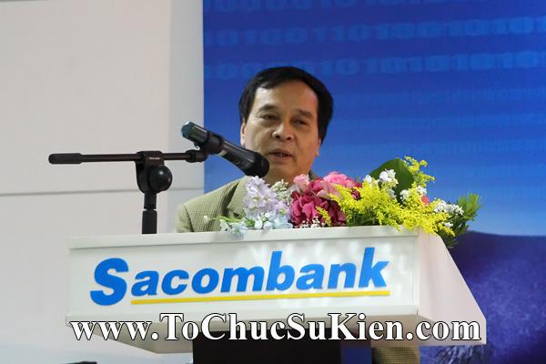 Cung cấp cho thuê thiết bị tổ chức sự kiện Lễ khai trương trụ sở mới Trung tâm đào tạo của Sacombank - 30