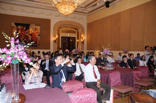 Sự kiện Lễ giới thiệu sản phẩm mới của Cty CPDầu Khí Hóa Chất Trung Quốc SINOPEC - 17