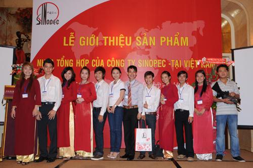 Sự kiện Lễ giới thiệu sản phẩm mới của Cty CPDầu Khí Hóa Chất Trung Quốc SINOPEC - 23