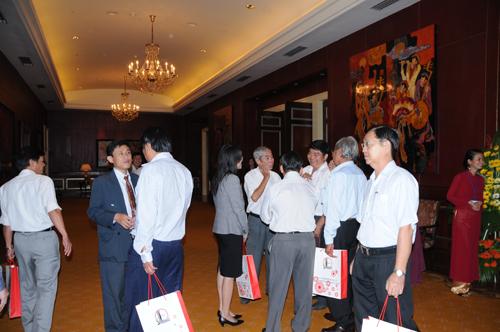 Sự kiện Lễ giới thiệu sản phẩm mới của Cty CPDầu Khí Hóa Chất Trung Quốc SINOPEC - 26
