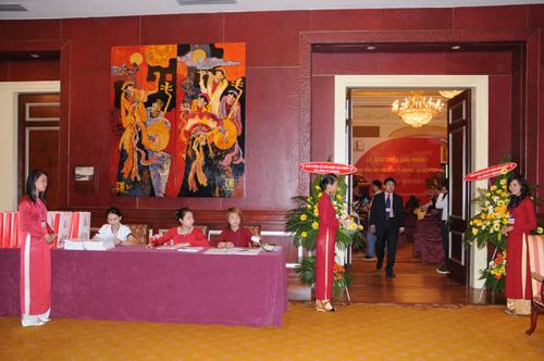 Sự kiện Lễ giới thiệu sản phẩm mới của Cty CPDầu Khí Hóa Chất Trung Quốc SINOPEC - 4