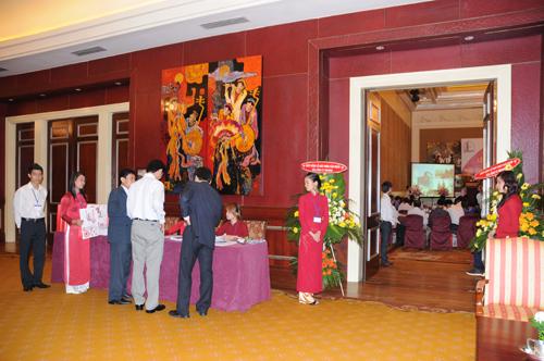 Sự kiện Lễ giới thiệu sản phẩm mới của Cty CPDầu Khí Hóa Chất Trung Quốc SINOPEC - 5