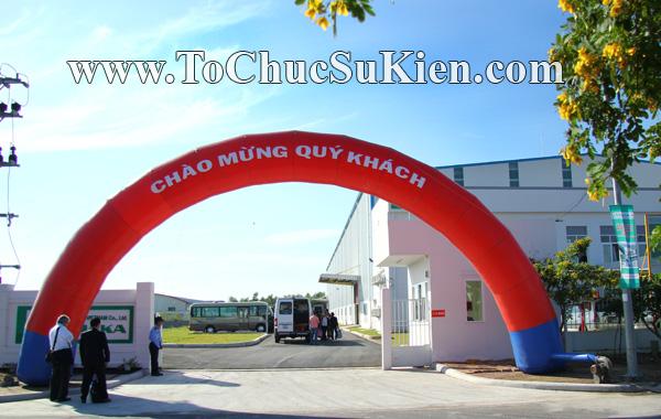 Tổ chức sự kiện Lễ khánh thành nhà máy TANAKA - KCN Nhơn Trạch - Đồng Nai - 01