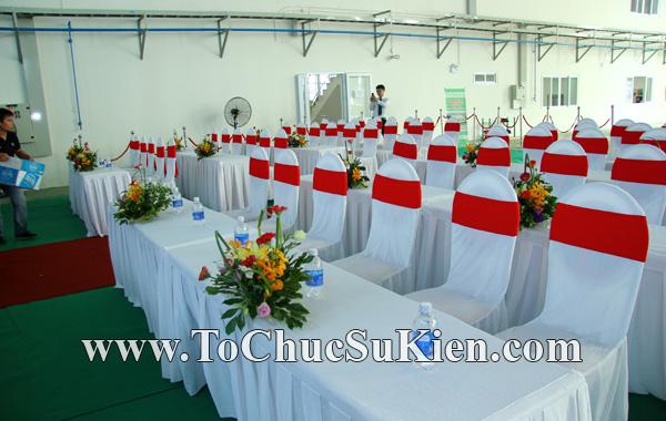 Tổ chức sự kiện Lễ khánh thành nhà máy TANAKA - KCN Nhơn Trạch - Đồng Nai - 04