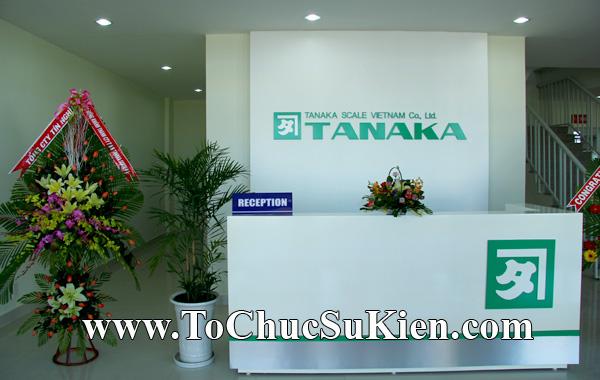 Tổ chức sự kiện Lễ khánh thành nhà máy TANAKA - KCN Nhơn Trạch - Đồng Nai - 05