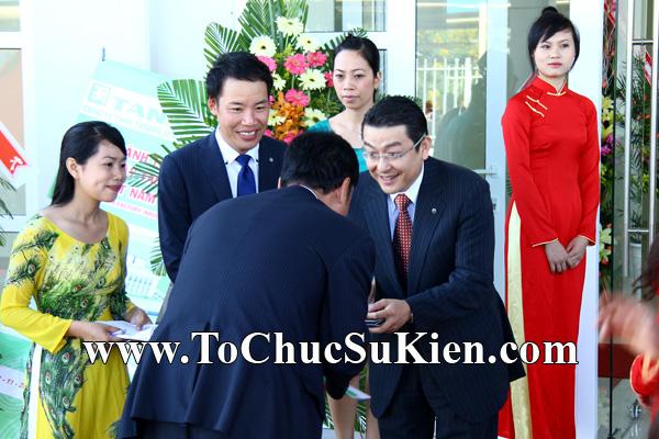 Tổ chức sự kiện Lễ khánh thành nhà máy TANAKA - KCN Nhơn Trạch - Đồng Nai - 09