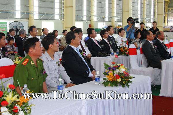 Tổ chức sự kiện Lễ khánh thành nhà máy TANAKA - KCN Nhơn Trạch - Đồng Nai - 18