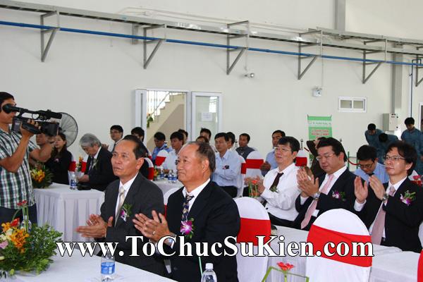 Tổ chức sự kiện Lễ khánh thành nhà máy TANAKA - KCN Nhơn Trạch - Đồng Nai - 20