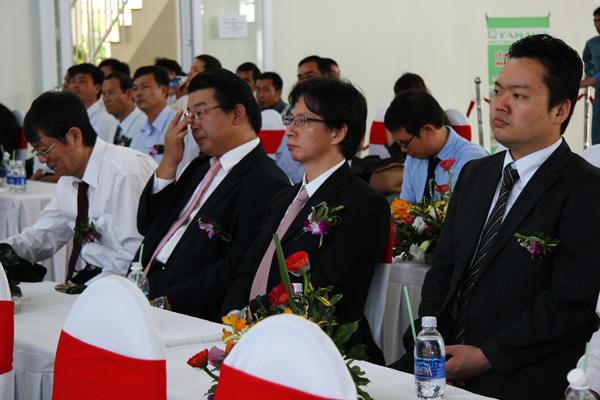 Tổ chức sự kiện Lễ khánh thành nhà máy TANAKA - KCN Nhơn Trạch - Đồng Nai - 22