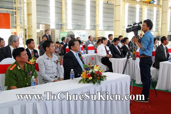Tổ chức sự kiện Lễ khánh thành nhà máy TANAKA - KCN Nhơn Trạch - Đồng Nai - 24