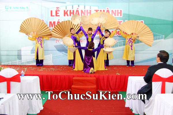 Tổ chức sự kiện Lễ khánh thành nhà máy TANAKA - KCN Nhơn Trạch - Đồng Nai - 28
