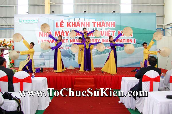 Tổ chức sự kiện Lễ khánh thành nhà máy TANAKA - KCN Nhơn Trạch - Đồng Nai - 29