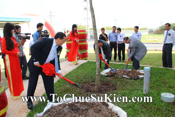 Tổ chức sự kiện Lễ khánh thành nhà máy TANAKA - KCN Nhơn Trạch - Đồng Nai - 31