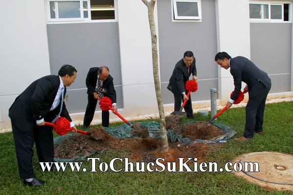 Tổ chức sự kiện Lễ khánh thành nhà máy TANAKA - KCN Nhơn Trạch - Đồng Nai - 32