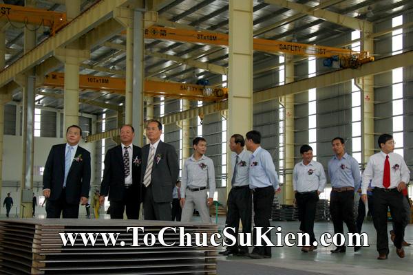 Tổ chức sự kiện Lễ khánh thành nhà máy TANAKA - KCN Nhơn Trạch - Đồng Nai - 33