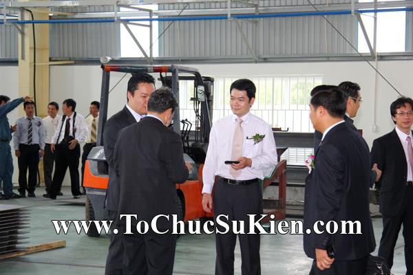 Tổ chức sự kiện Lễ khánh thành nhà máy TANAKA - KCN Nhơn Trạch - Đồng Nai - 34