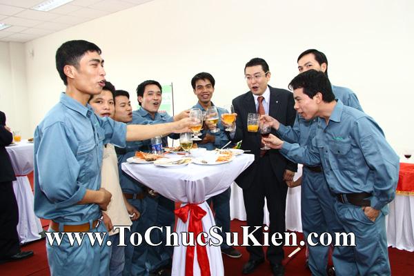 Tổ chức sự kiện Lễ khánh thành nhà máy TANAKA - KCN Nhơn Trạch - Đồng Nai - 37