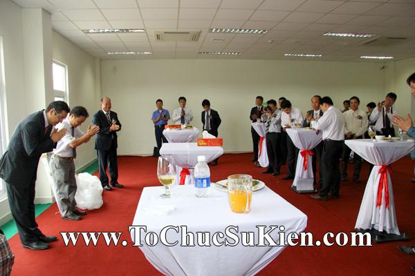 Tổ chức sự kiện Lễ khánh thành nhà máy TANAKA - KCN Nhơn Trạch - Đồng Nai - 39