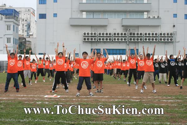 Cung cấp thiết bị tổ chức Lễ hội giao lưu văn hóa thể thao Việt - Nhật - 05