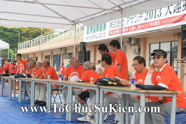 Cung cấp thiết bị tổ chức Lễ hội giao lưu văn hóa thể thao Việt - Nhật - 08