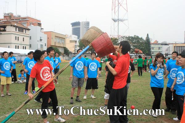 Cung cấp thiết bị tổ chức Lễ hội giao lưu văn hóa thể thao Việt - Nhật - 19