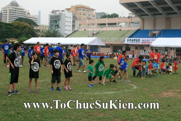 Cung cấp thiết bị tổ chức Lễ hội giao lưu văn hóa thể thao Việt - Nhật - 22