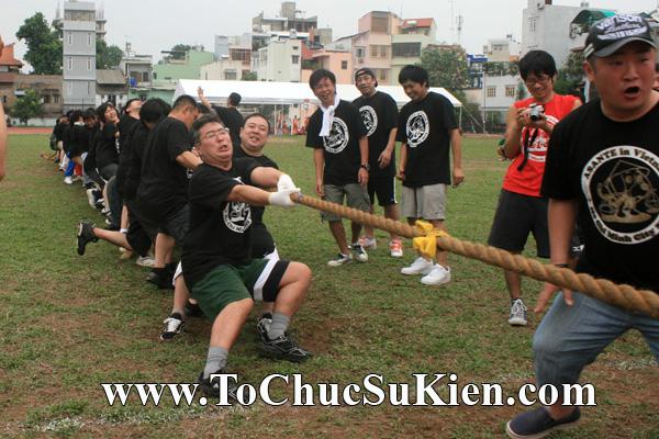 Cung cấp thiết bị tổ chức Lễ hội giao lưu văn hóa thể thao Việt - Nhật - 29