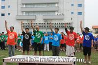 Tổ chức sự kiện : tổ chức chương trình team building cho tập đoàn Asante Nhật Bản