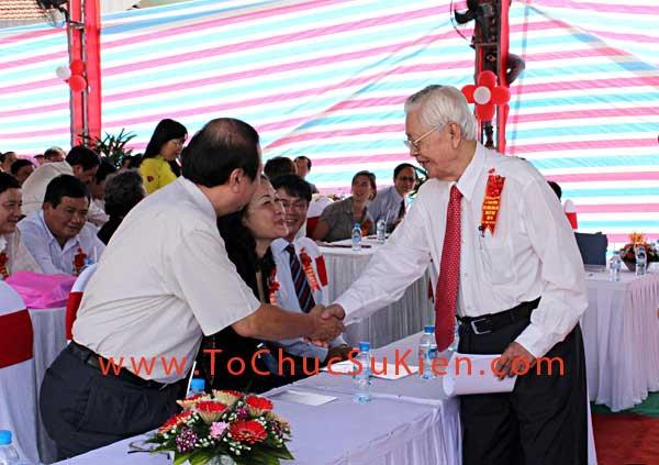 Tổ chức sự kiện Lễ khởi công Công trình cải tạo nâng cấp Khu kỹ thuật Viện Tim Tp.HCM - 9