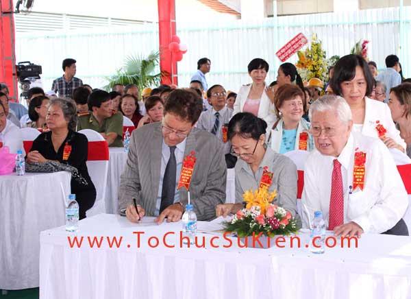 Tổ chức sự kiện Lễ khởi công Công trình cải tạo nâng cấp Khu kỹ thuật Viện Tim Tp.HCM - 10