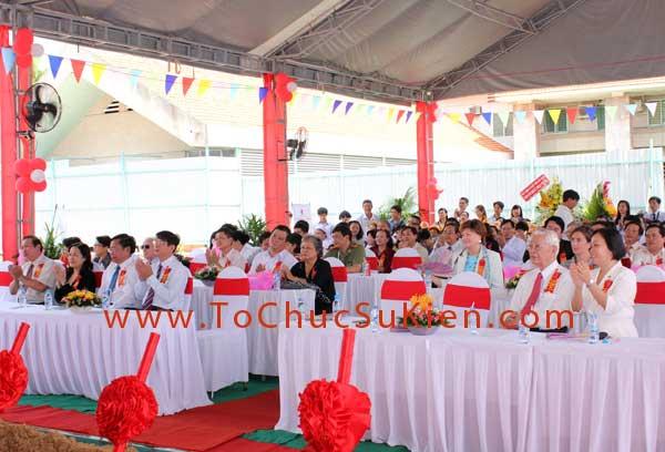 Tổ chức sự kiện Lễ khởi công Công trình cải tạo nâng cấp Khu kỹ thuật Viện Tim Tp.HCM - 18
