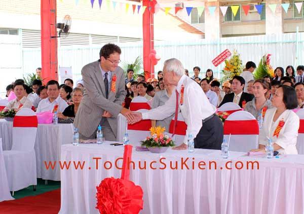 Tổ chức sự kiện Lễ khởi công Công trình cải tạo nâng cấp Khu kỹ thuật Viện Tim Tp.HCM - 19
