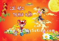 Tổ chức sự kiện Lễ hội trung thu 2012 cho công ty VINA TAXI