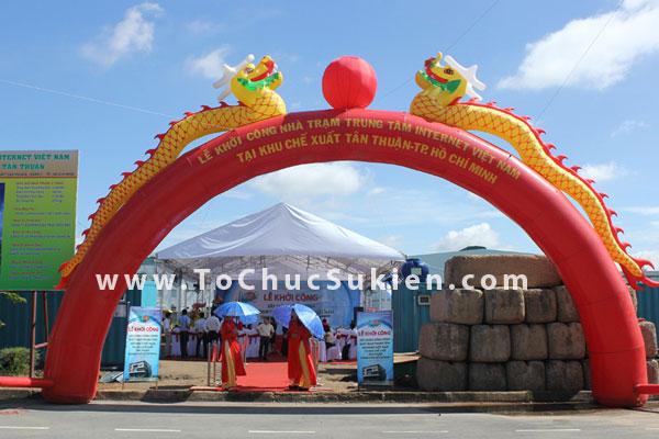 Tổ chức sự kiện động thổ khởi công xây dựng công trình Nhà trạm Trung tâm Internet Việt Nam - VNNIC - 05