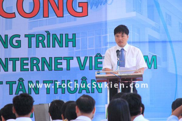 Tổ chức sự kiện động thổ khởi công xây dựng công trình Nhà trạm Trung tâm Internet Việt Nam - VNNIC - 11