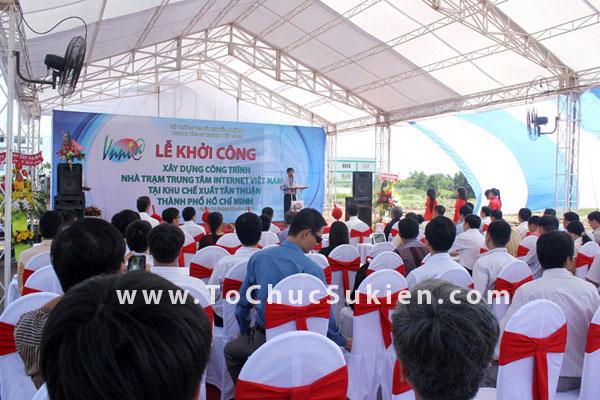 Tổ chức sự kiện động thổ khởi công xây dựng công trình Nhà trạm Trung tâm Internet Việt Nam - VNNIC - 12