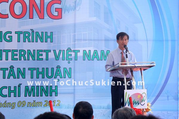 Tổ chức sự kiện động thổ khởi công xây dựng công trình Nhà trạm Trung tâm Internet Việt Nam - VNNIC - 13