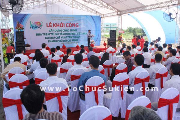 Tổ chức sự kiện động thổ khởi công xây dựng công trình Nhà trạm Trung tâm Internet Việt Nam - VNNIC - 14