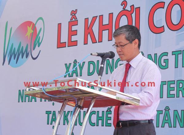 Tổ chức sự kiện động thổ khởi công xây dựng công trình Nhà trạm Trung tâm Internet Việt Nam - VNNIC - 15