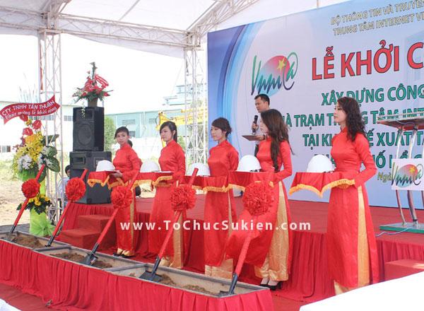 Tổ chức sự kiện động thổ khởi công xây dựng công trình Nhà trạm Trung tâm Internet Việt Nam - VNNIC - 16