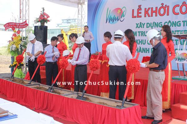 Tổ chức sự kiện động thổ khởi công xây dựng công trình Nhà trạm Trung tâm Internet Việt Nam - VNNIC - 17
