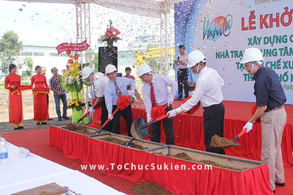 Tổ chức sự kiện động thổ khởi công xây dựng công trình Nhà trạm Trung tâm Internet Việt Nam - VNNIC - 18