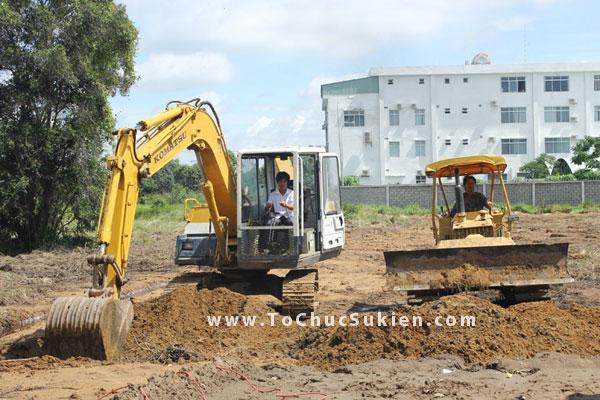 Tổ chức sự kiện động thổ khởi công xây dựng công trình Nhà trạm Trung tâm Internet Việt Nam - VNNIC - 19