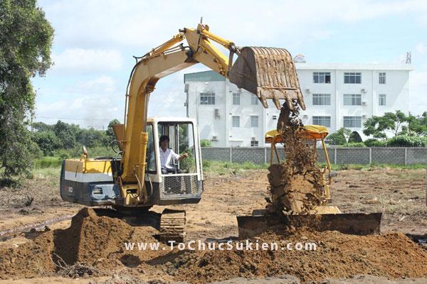 Tổ chức sự kiện động thổ khởi công xây dựng công trình Nhà trạm Trung tâm Internet Việt Nam - VNNIC - 20