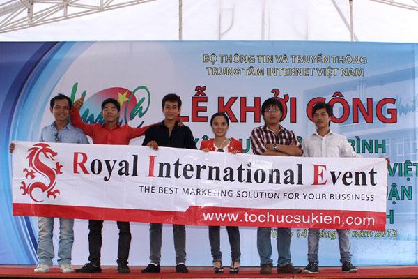 Tổ chức sự kiện động thổ khởi công xây dựng công trình Nhà trạm Trung tâm Internet Việt Nam - VNNIC - 23