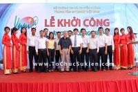 Tổ chức sự kiện động thổ khởi công xây dựng công trình Nhà trạm Trung tâm Internet Việt Nam - VNNIC